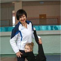 Светлана Олефир и её воспитанница :: Сергей Порфирьев