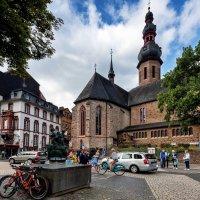 Церковь св. Мартина Кохем (Cochem) (XVI в.) :: Bo Nik