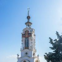 Малореченский храм-маяк. :: Игорь Чичиль
