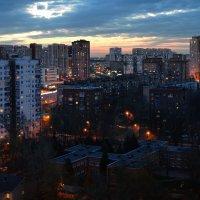 Мой город. :: Валерий Пославский
