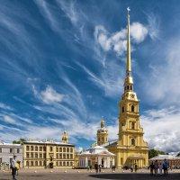 Петропавловский собор, Санкт-Петербург :: Максим Хрусталев