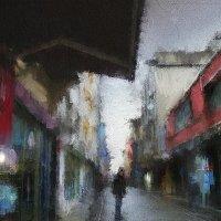 дождливый день в Стамбуле :: Николай Семёнов