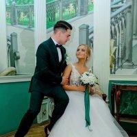 Ну вот и всё,ты замужем уже... :: Анна Хазова
