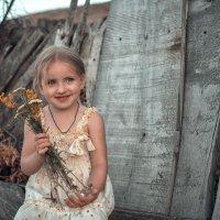 Маленькая Христианка :: Юлия Чекрыгина