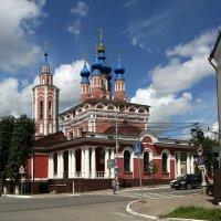 Калуга.Церковь Рождества Богородицы :: Юрий Моченов