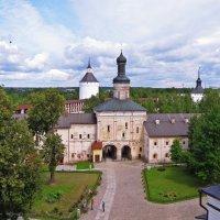 Кириллов Белозерский монастырь :: Евгений Кочуров
