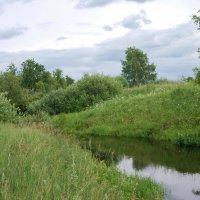 у реки :: nataly-teplyakov