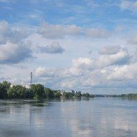 вид с понтонного моста :: nataly-teplyakov