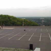 Площадка где учатся кататься на роликах! :: Ueptkm