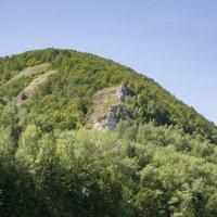 Гора Верблюд в гряде Жигулевских гор... Самарская область... :: Наталья Меркулова