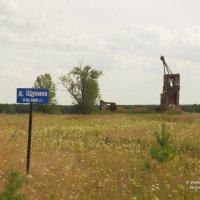Погибшая деревня :: Сергей Воинков