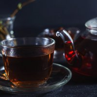 Время пить чай :: Татьяна Курамшина