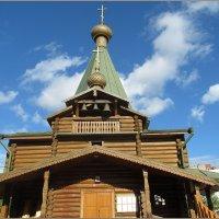 Подворье Антониево-Сийского Свято-Троицкого мужского монастыря :: Вера