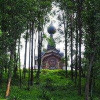 Храм - усыпальница :: Милешкин Владимир Алексеевич