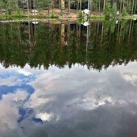 Небо в воде :: Татьяна Осипова(Deni2048)