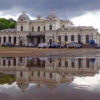 Ромодановский вокзал. :: Наталья Сазонова