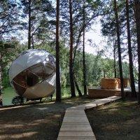 Интересные решения для отдыха . :: Мила Бовкун