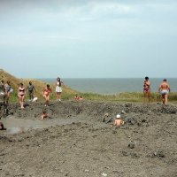 Лечебные грязи :: Вера Щукина