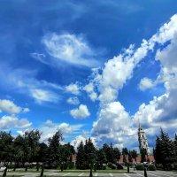 Небо над городом :: Любовь Dan