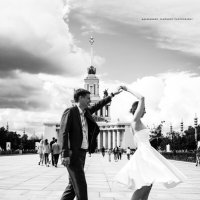 Александр и Алина :: Александр Яновский