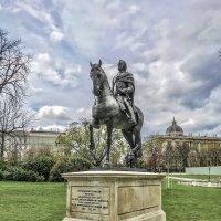 Император Франц I Лотарингский (лицо - почти копия Петра I) :: Eldar Baykiev