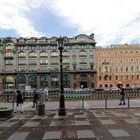 Набережная канала Грибоедова. :: веселов михаил