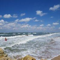 На Азовском море :: Вера Щукина
