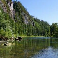 На реке МрасСу :: Наталия Григорьева