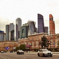 Кутузовский проспект :: anderson2706