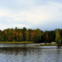 Озеро Вуокса :: евгения