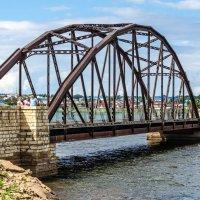 Екатерининский мост :: Андрей Щетинин
