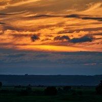 Вечерние краски заката :: Alexandr Khizhniak