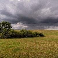 Небо хмурится :: Николай Гирш