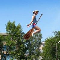 О полётах во сне и наяву... :-) :: Андрей Заломленков