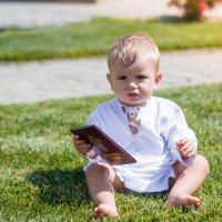 Крещение Александра :: Анастасия Науменко