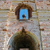 Кузьмино урочище. Церковь Николая Чудотворца, 1831 :: east3 AZ