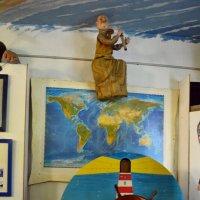 В музее пиратов :: Ольга