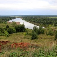 Река Агидель (Белая) :: Nina Karyuk