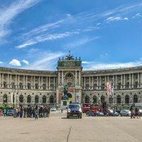 Дворец Хофбург в Вене :: Eldar Baykiev