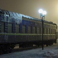 Не упусти свой вагон! :: Volodymyr Shapoval VIS t