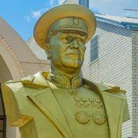 памятник Г.К. Жукову. :: Руслан Васьков