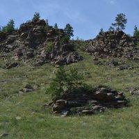 Горные вершины,зовут... :: Андрей Хлопонин