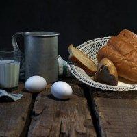 Скромный завтрак . :: Анатолий Святой