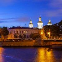 Николо-Богоявленский морской собор :: Руслан Лиманский