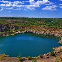 Мигея. Радоновое озеро :: Владимир KVN