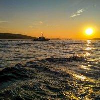 ...и снова море :: Александр Морозов