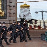 Стрит фотография ( Москва ) :: irina Schwarzer