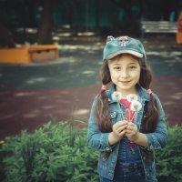 Детство. Лето. Одуваны... :: Евгеша Сафронова