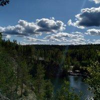 Озеро Монферрана..... :: Наталия Павлова