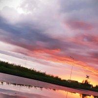 Прекрасный закат :: Lijka